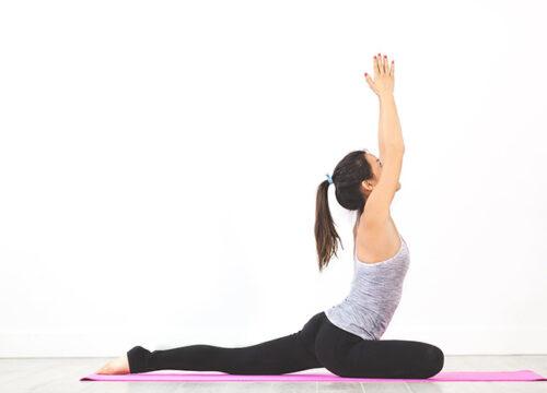 Yoga-Online – Ganz für mich,  05.10.2020 – 25.01.2021